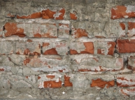 Bricks in Wall Texture